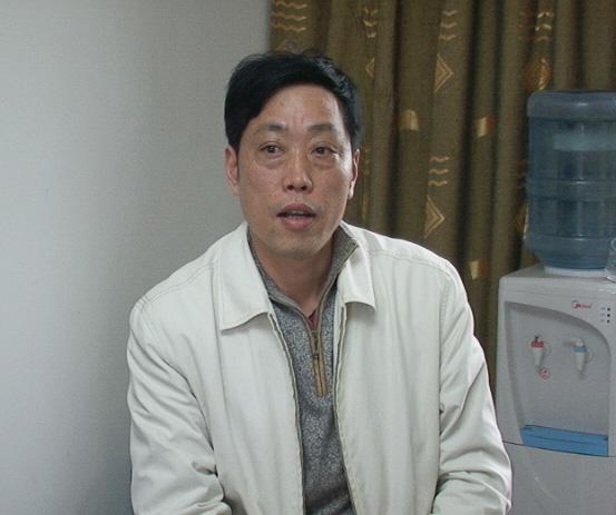 省商务厅驻南岳庙乡石蒜村工作组组长